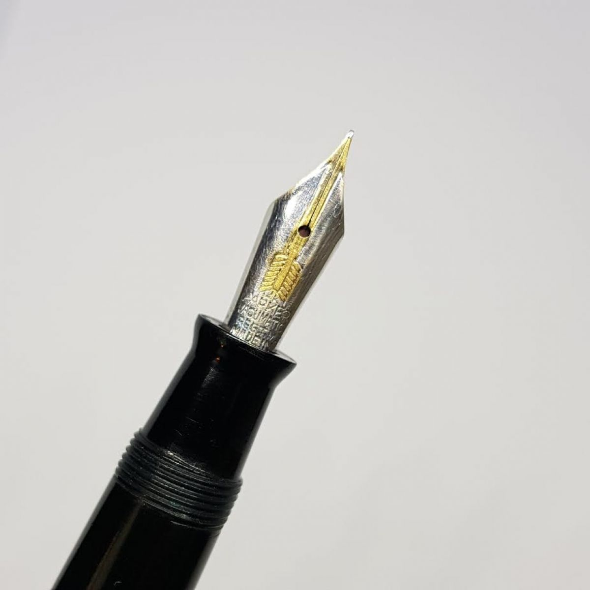 Parker - Nalivpero Vacumatic/Blue Diamond