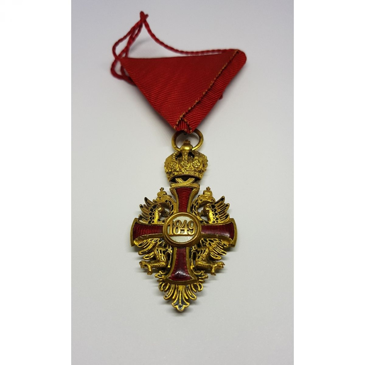 Orden Franz Joseph - knight cross