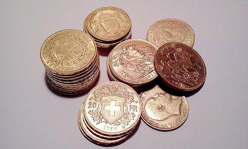 Otkup zlatnika , dukata i srebrnjaka
